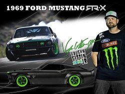 Sprint 2 1969 Ford Mustang RTR-X