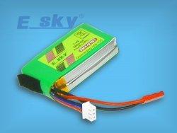 Bateria 7.4V 800mAh 2-cell Li-Po Nowy kod produktu:000173