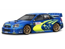 SUBARU IMPREZA WRC 2004 MONTE CARLO RALLY EDITION BODY SHELL(200