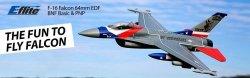 E-flite F-16 Falcon 64mm EDF PNP