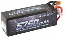 Akumulator Gens Ace 6750mAh 14.8V 70C 4S1P Hard Cas
