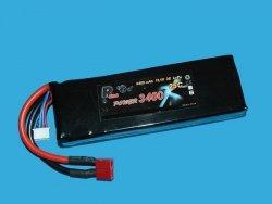 RMS - akumulator LiPo 11,1V 3400mAh / 3S - 25C