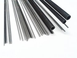 Pręt węlglowy pełny O 1,5x1000 mm