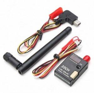 Boscam FPV 32CH 5.8G 350mW Wireless Transmitter AV Video Transmi