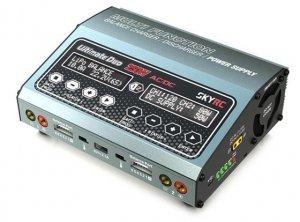 Ładowarka 2-kanałowa SkyRC Ultimate Duo D250 250W 2x10A + Zasilacz 150W