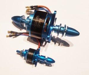 Silnik bezszczotkowy FOXY C5320-220kv 2100W 6-12S Lipo