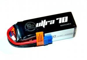 Dualsky 2250mAh ULTRA 70C/12C 14.8V