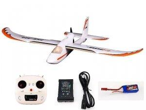 Samolot rc FMS EASY TRAINER 800mm RTF 2,4 GHZ bezszczotkowy (cały zestaw gotowy do lotu)