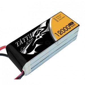 12000mAh 22.2V 15C TATTU Gens Ace