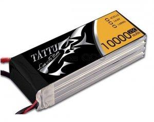10000mAh 14.8V 25C TATTU Gens Ace