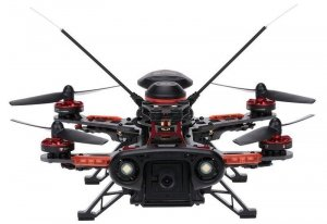 Runner 250 Advance RTF2 (DEVO 7, kamera HD 800TVL, akumulator, ładowarka, transmisja FPV, GPS, OSD, zasięg 1km)
