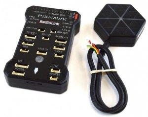 PixHawk zaawansowany kontroler lotu z modułem GPS SE100