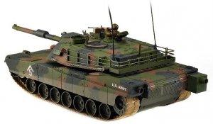 Czołg Abrams M1A1 1:16 27.095MHz RTR
