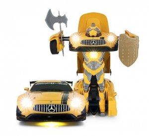 GT3 Transformer 1:14 2.4GHz RTR - Żółty