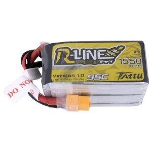 Akumulator Tattu R-Line 1550mAh 18,5V 95C 5S1P