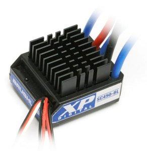 Regulator XP SC450-BL Brushless ESC - Team Associated