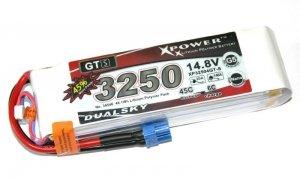 Akumulator Dualsky 3250 mAh 45C/6C 14.8V