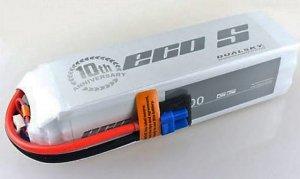 Akumulator Li-Po Dualsky 2200 mAh 25C/4C 11.1V wskaźnik ledowy napięcia