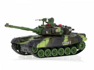 Czołg R/C War Tank do walki na podczerwień
