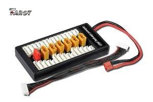 Para-Board XT60 6 akumulatorów / 6 cel Tarot równoległe ładowanie nawet 6 akumulatorów
