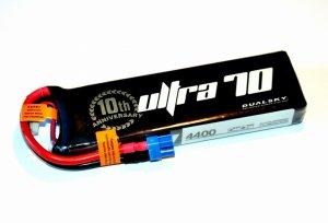 Dualsky 4400mAh ULTRA 70C/12C 11.1V Voltage Meter