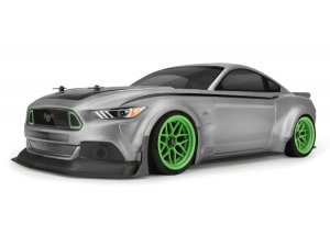 FORD MUSTANG 2015 RTR SPEC 5 PAINTED BODY (200MM)