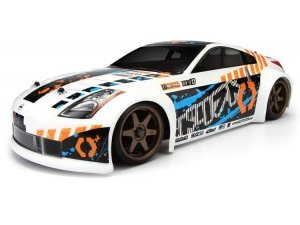 NISSAN 350Z BODY (PAINTED/WHITE/200MM)