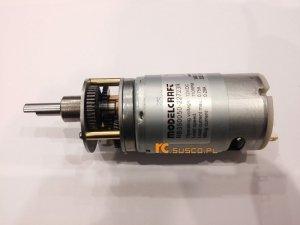 Silnik elektryczny Modelcraft RB-35, z przekładnią 50:1, 12 V/DC