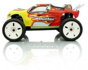 KAROSERIA POMALOWANA HSP HUNTER EXT-16 TRUGGY