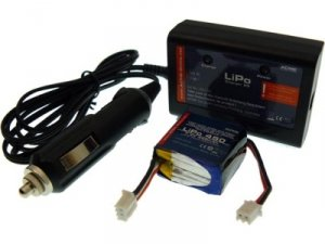 Zestaw Li-Pol Pack 12V (samochodowy) - ACME
