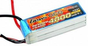 Akumulator Gens Ace 4000mAh 14.8V 60C Gens Ace