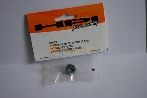 HPI-88022 Pinion Gear 22 T (0.6 Module)