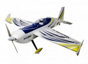 Akrobat Voltigeur MkII 3D EPO Aerobatic Plane 1220mm (PNF) with Carbon Fiber Landing Gear