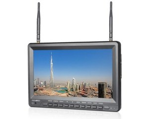 GPX Extreme Monitor FPV FPV1032 10, 600p, 5.8GHz, 32CH, 2200mA, HDMI