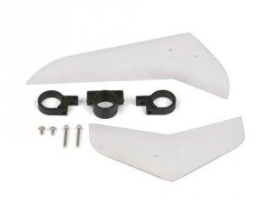 Vertical & Horizontal Tail Blade Set (White)