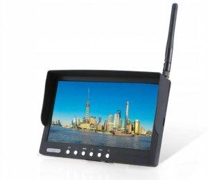 Monitor TFT LCD 7 HD 5,8GHz 40CH 800x480 z RC832