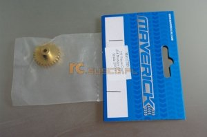 HPI-MV22703 27T Pinion Gear (0.8 Module) (ALL Strada EVO )