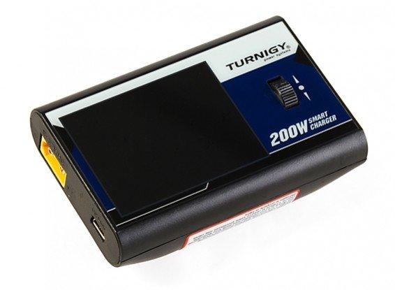 Ładowarka Turnigy UP610 200W 10A Smart ChargerLife/Lilon/LiPo/LiHv (1-6S); NiMH/Cd (1-16S); Pb