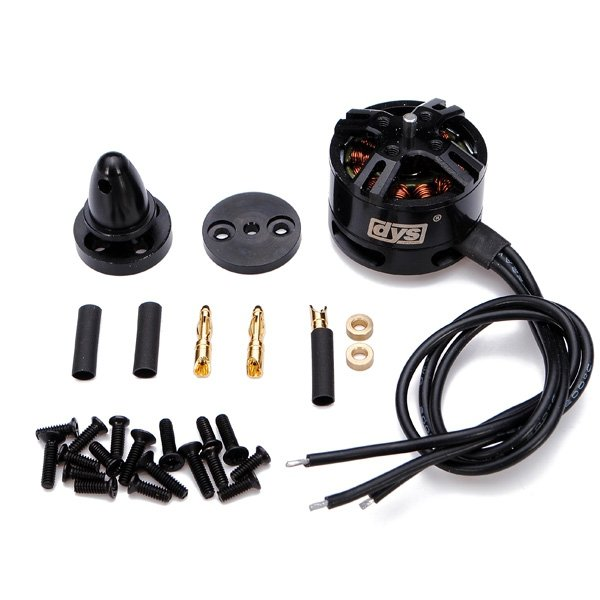 DYS BE1806 2300KV Brushless Motor Black Edition for Multicopters