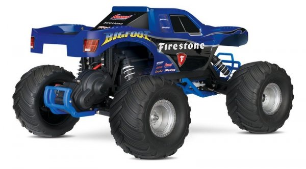 1:10 2 WD ORIGINAL MONSTER TRUCK BIGFOOT
