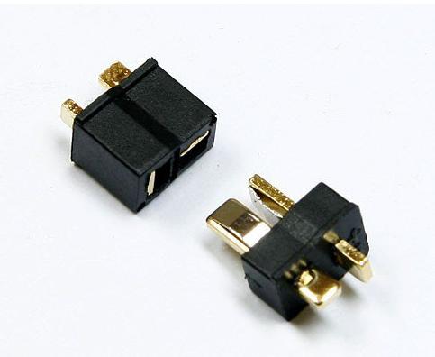 Wtyki T Mini-2 (DEAN) Konektor - T-Connectors - 1 para