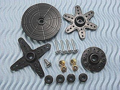 Orczyki do serwomechanizmu Tower Pro SG-5010