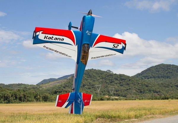 Precision Aerobatics Katana 52 ARF