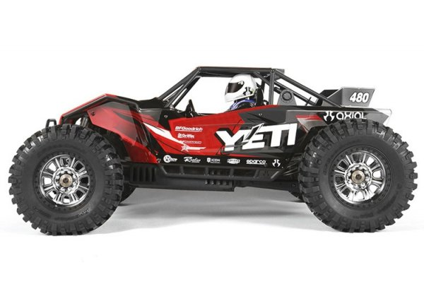 Model RC Axial Yeti XL 1:8 RTR