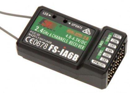 FlySky FS-i6X 10CH 2.4GHz + odbiornik FS-iA6B