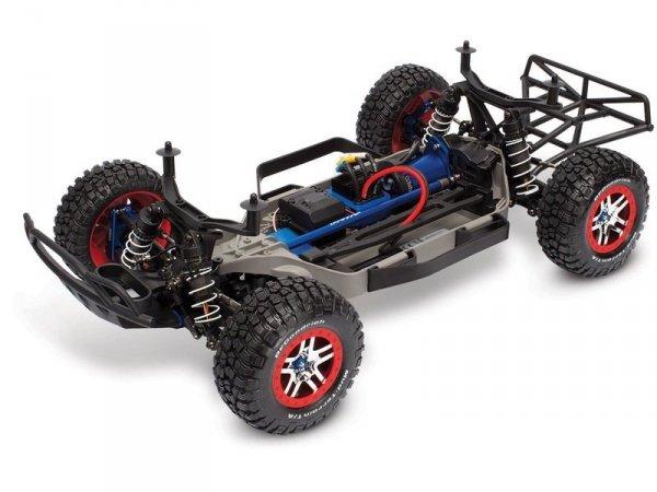 Traxxas Slash Platinum 1:10 4WD VXL LCG PND