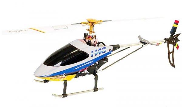 Scorpio H40 2.4GHz RTF Mode 1-4 Jednowirnikowy