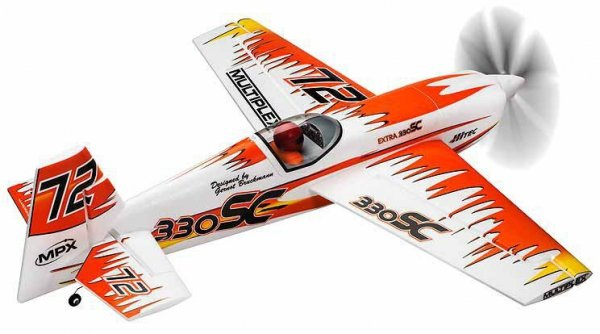 Multiplex RR EXTRA 330SC Orange