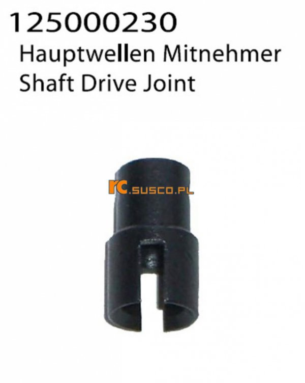 Shaft Drive Joint