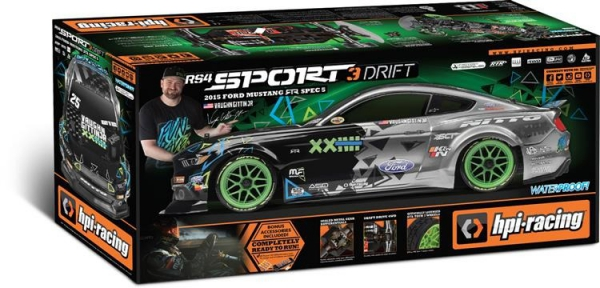 RS4 Sport 3 Drift 2015 Ford Mustang Spec 5